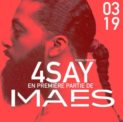 4SAY Maes show
